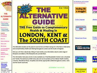 Alternative Guide to Health