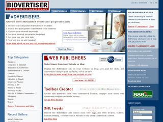 Pay Per Click Advertising