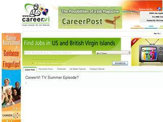 Virgin Islands Jobs