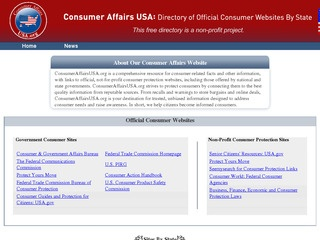 Consumer Affairs USA
