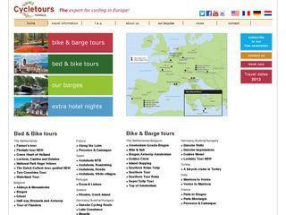 Europe Bicycle Tours