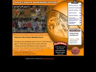 Dave Cowens Basketball Schools