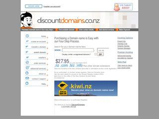 Domain Name Registration New Zealand