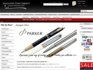 Designer Pen Shop