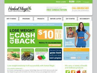 Herbal Magic Weight Loss Recipes