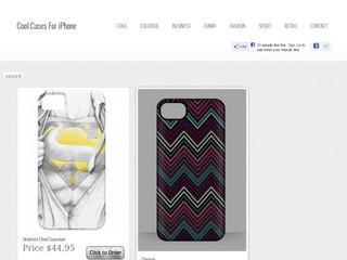 Cool Cases for iPhone 5