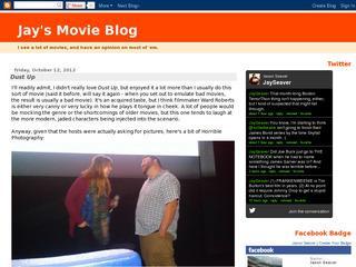 Jay's Movie Blog