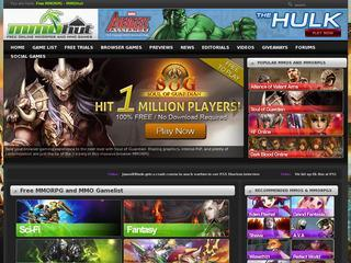 Free Online MMORPG List
