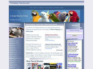 Priceless Parrots