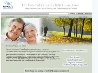 Private Duty Association